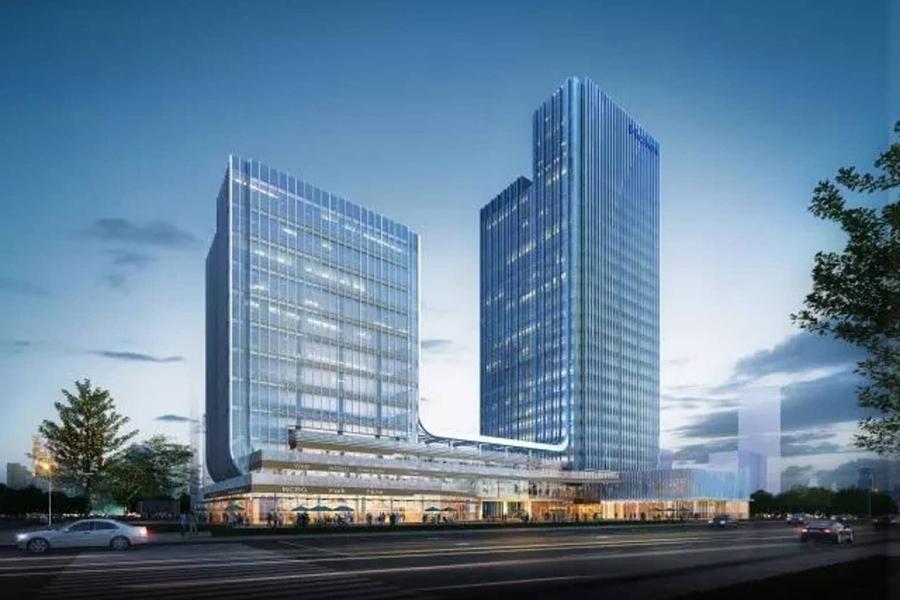 【海尔地产国际广场】北邻高新区政府loft公寓12000元