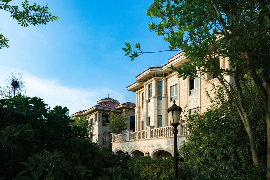 【融创青岛湾海墅】即墨享私家海岸独栋别墅总价600万