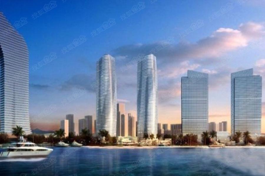 【青岛富都国际广场】西海岸城市阳台商业综合体 规划