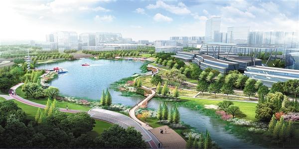 海口江东新区总体规划通过评审,将被打造成国际化生态新城