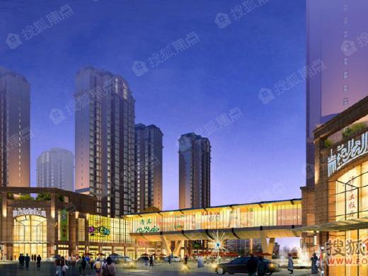 温州商业购物广场_乌鲁木齐温州商业购物广场详情