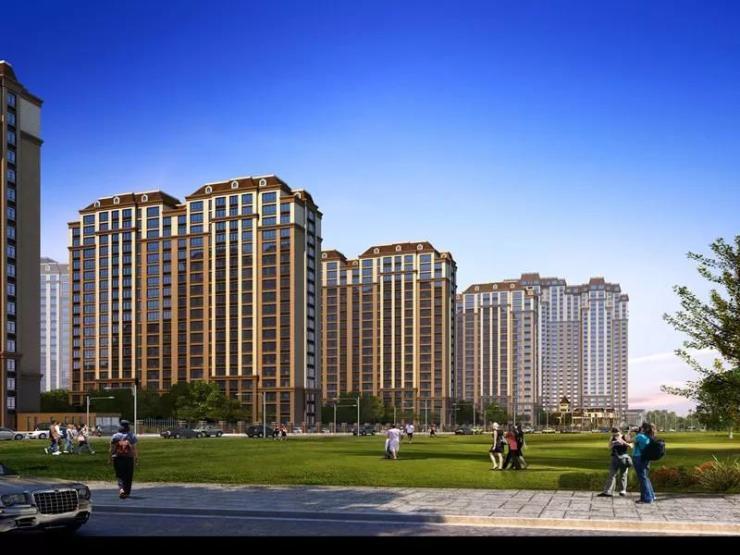45万�O宜居城邦,盛达国际新城三期海湖臻品升级面市,启幕西宁品质生活