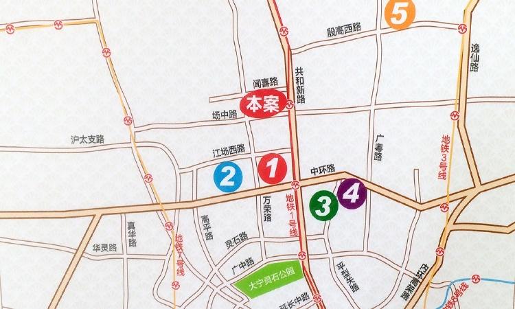 闻喜县城地图高清全图