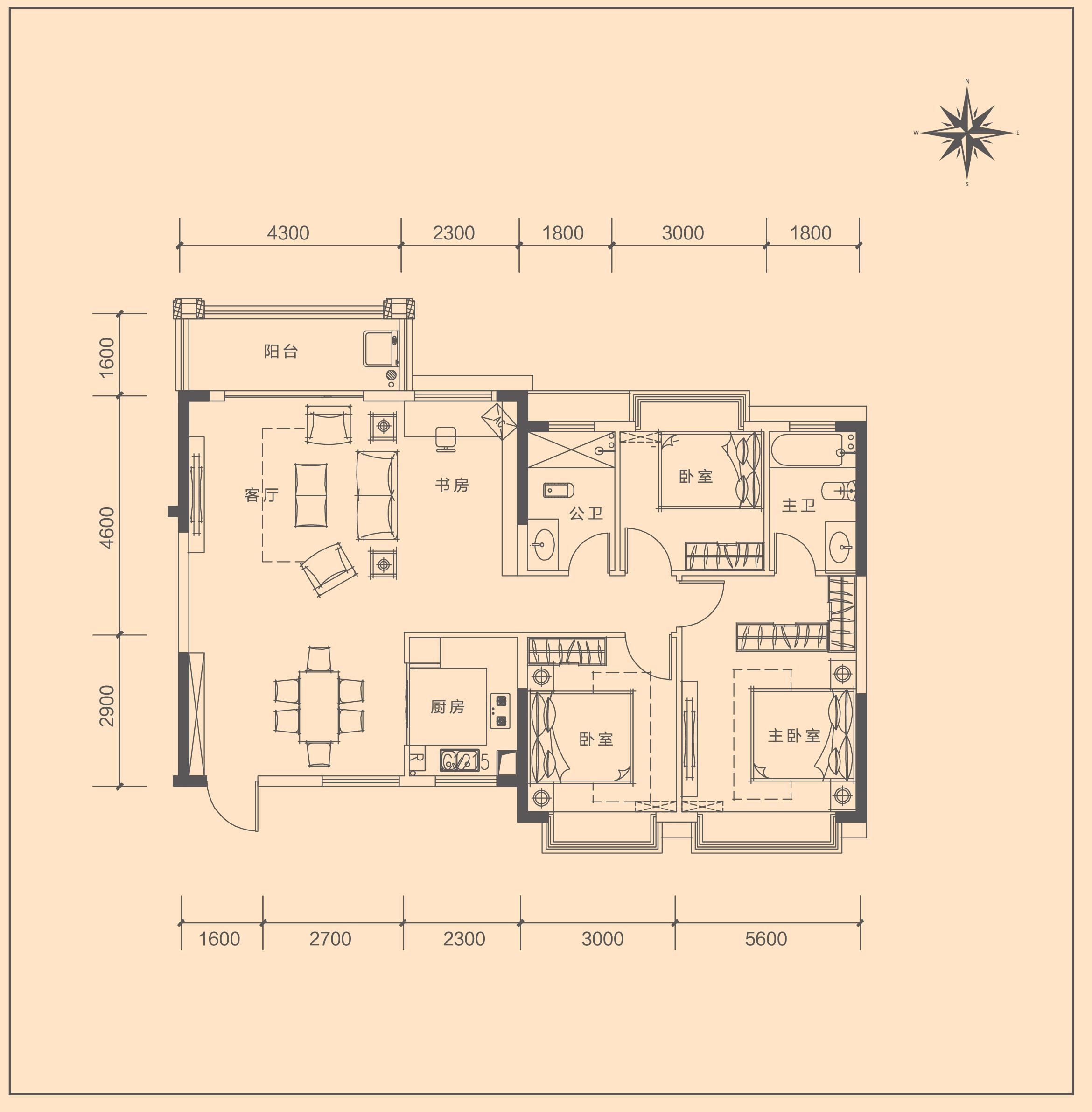 电路 电路图 电子 户型 户型图 平面图 原理图 2340_2382