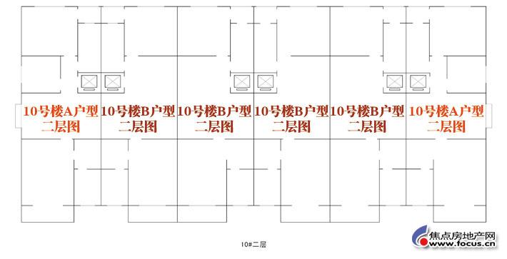 装修电路单管单线效果图