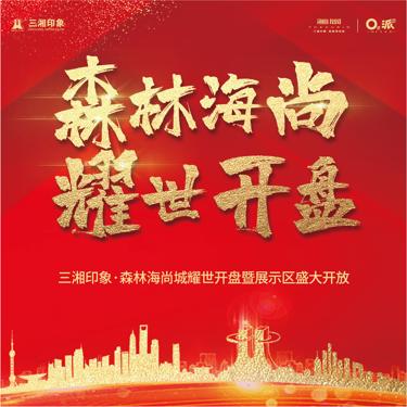 三湘印象·森林海尚城直播封面