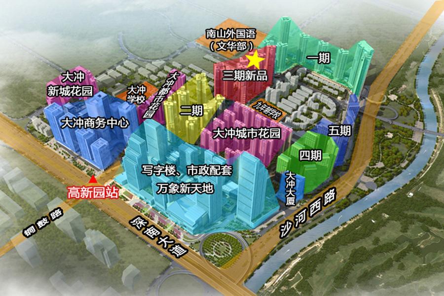 """深圳万象天地独创""""街区+mall""""设计,造高颜值漫步式城市创"""