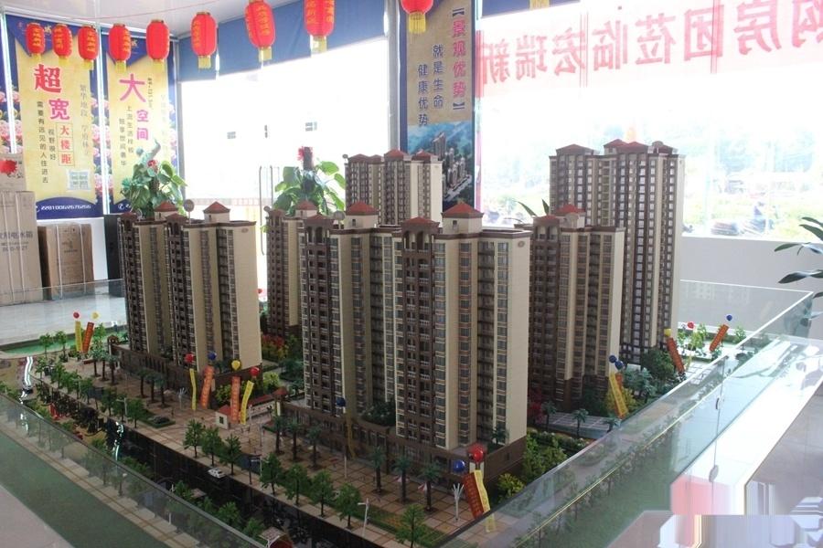 宏瑞新城:景觀開闊舒適戶型 購房價8500元/平