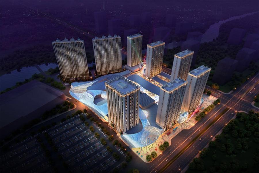 魯商松江新城443套住宅獲預售證 年底8盤上新推熱樓市