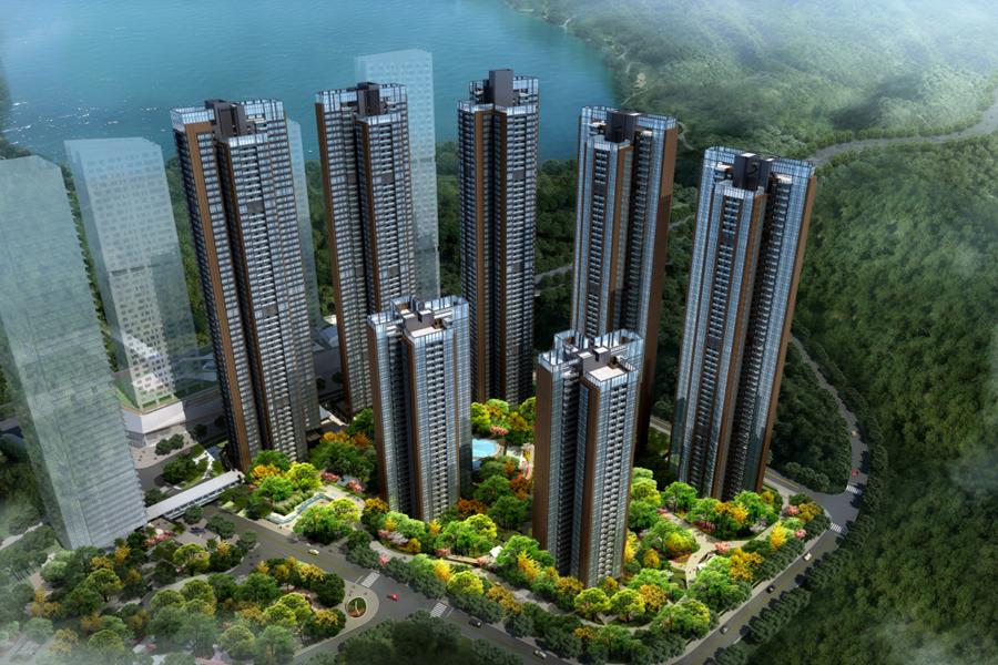 【京基·御景峯】首批4/5栋公寓在售 带装修7.5万/平