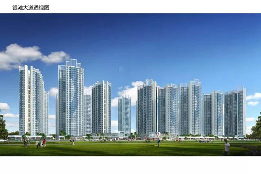 大都锦城项目11#、12#在售:均价为8400元/平米 毛坯