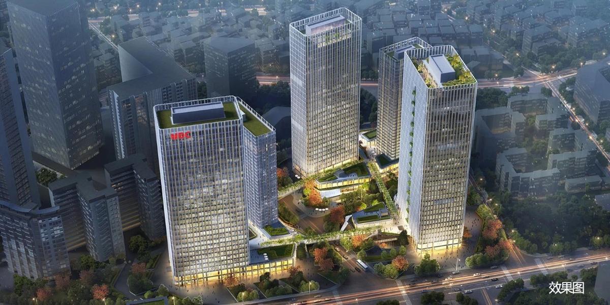 【华联城市中心】公寓办公及商业预计12月上旬入市