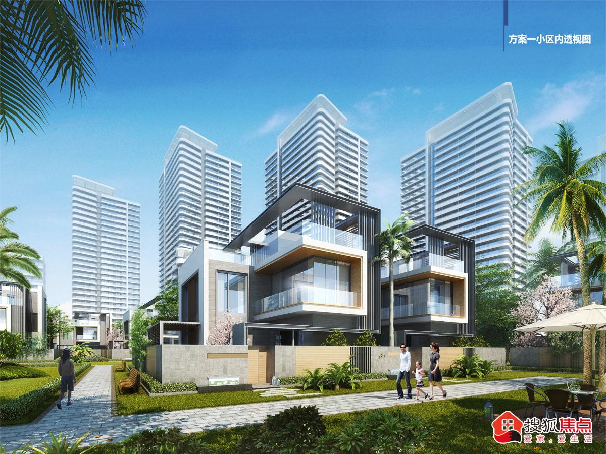 彰泰紅樹灣:在售房源 一房至三房 11000元/平米起