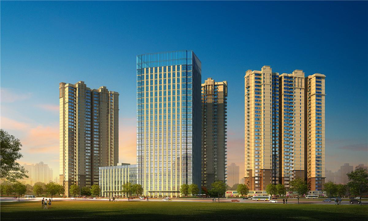 佳兆业壹号公馆将于9月22日盛大开盘 见证极速佳兆业