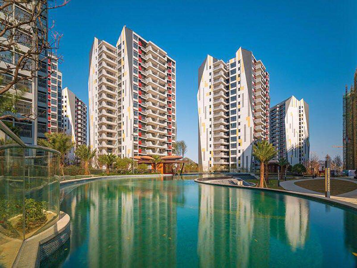 桂林公寓产品频现身!高房价下公寓该看哪里?