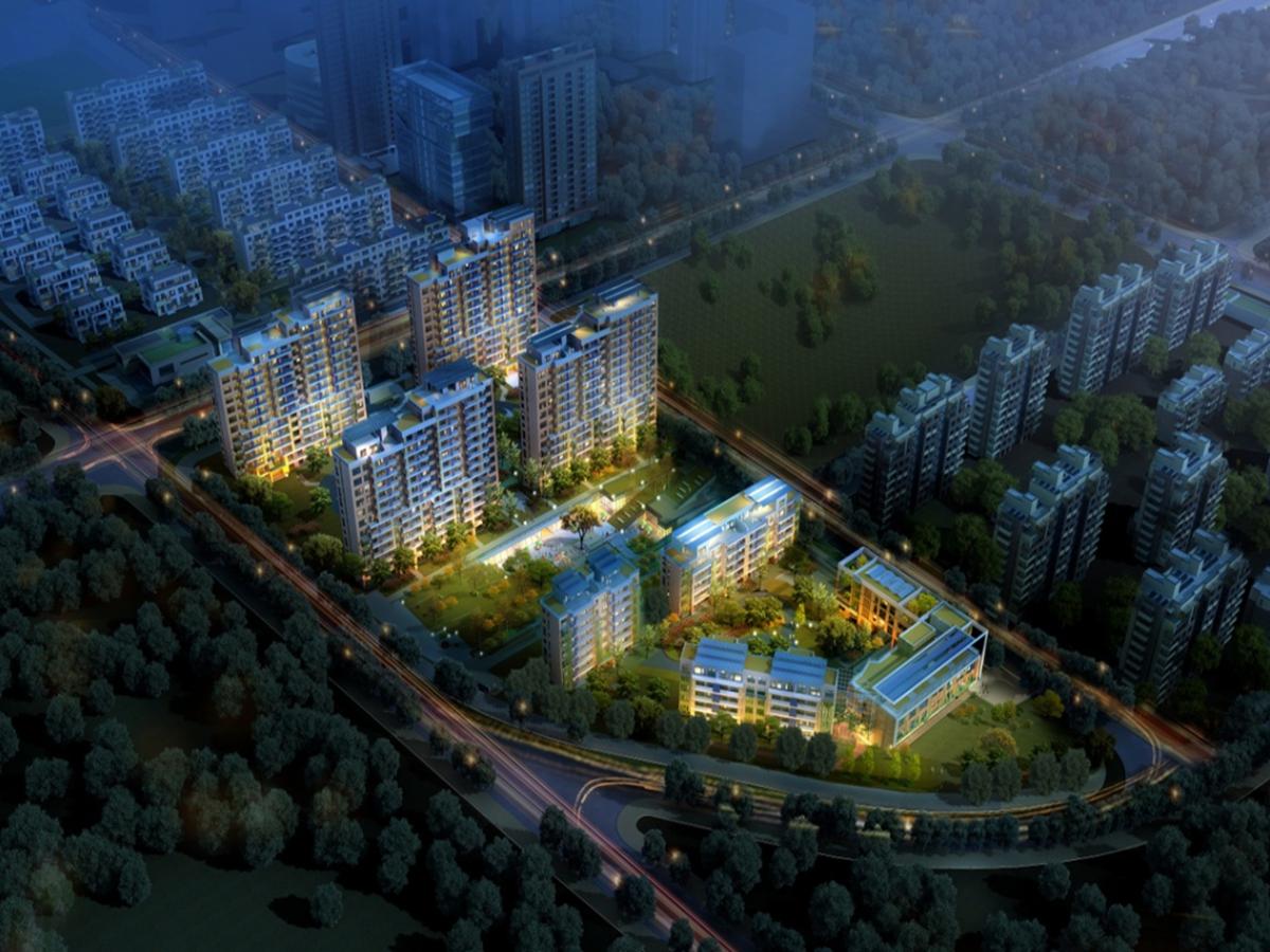 青岛多个新盘扎堆亮相 山东头拆迁项目也在其中