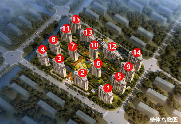 上周嘉兴市本级6楼盘获预售证 共计1377套房源即将入市
