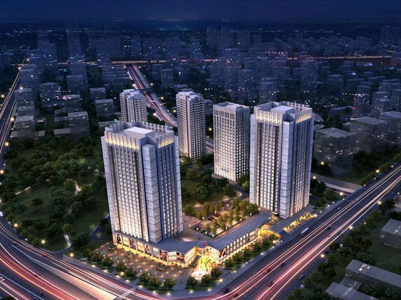 贵州金融城PK麒龙商务港写字楼楼盘你更喜欢在哪里上班?