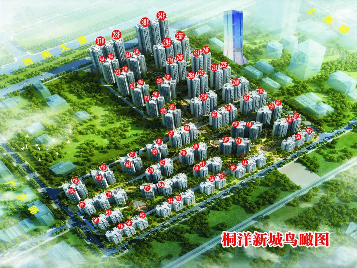带你去看看广西各县的房价,各个地级市的房价都很良心