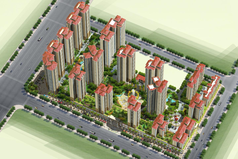 中南明珠项目1#楼加推特价房源:单价9200元/平米