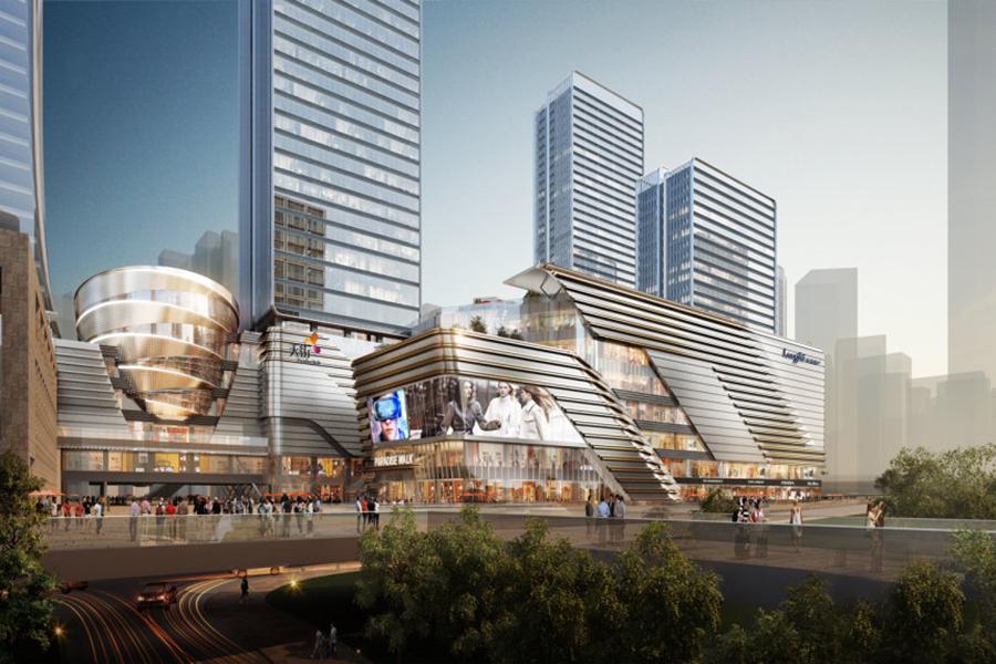 操刀国内首个商圈高铁TOD项目 龙湖的完成度能打多少分?