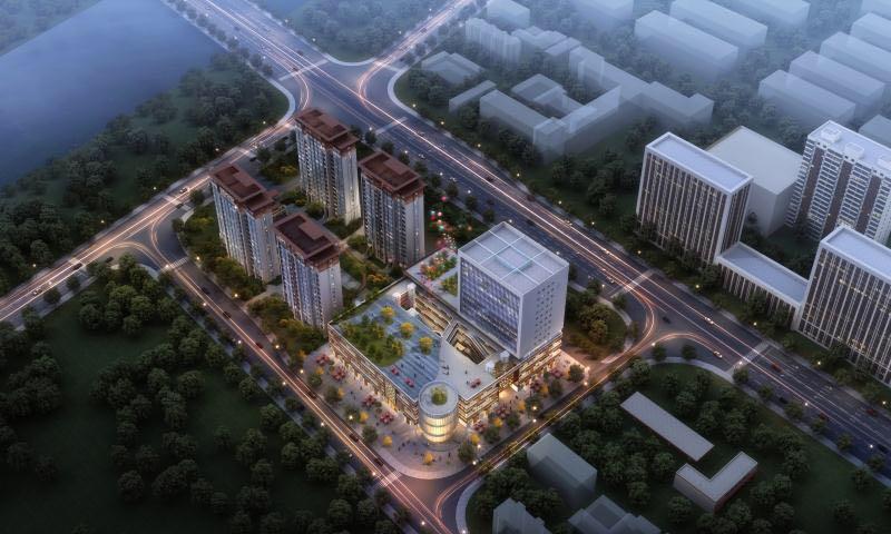 下半年呼市新城区2盘入市 华润领衔快速去化房价天花板在哪?
