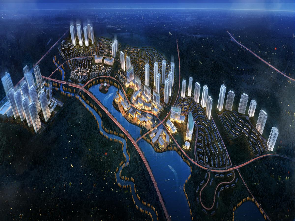 联投·银河公园:国庆游轮嘉年华暨城市级作品案名发布会圆满落幕