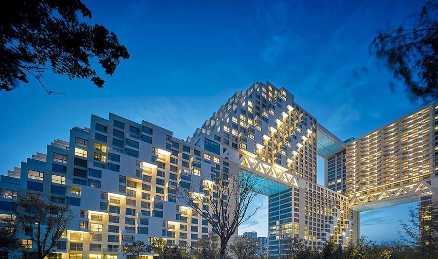秦皇岛以生态为立市之本 城市品质提升获认可
