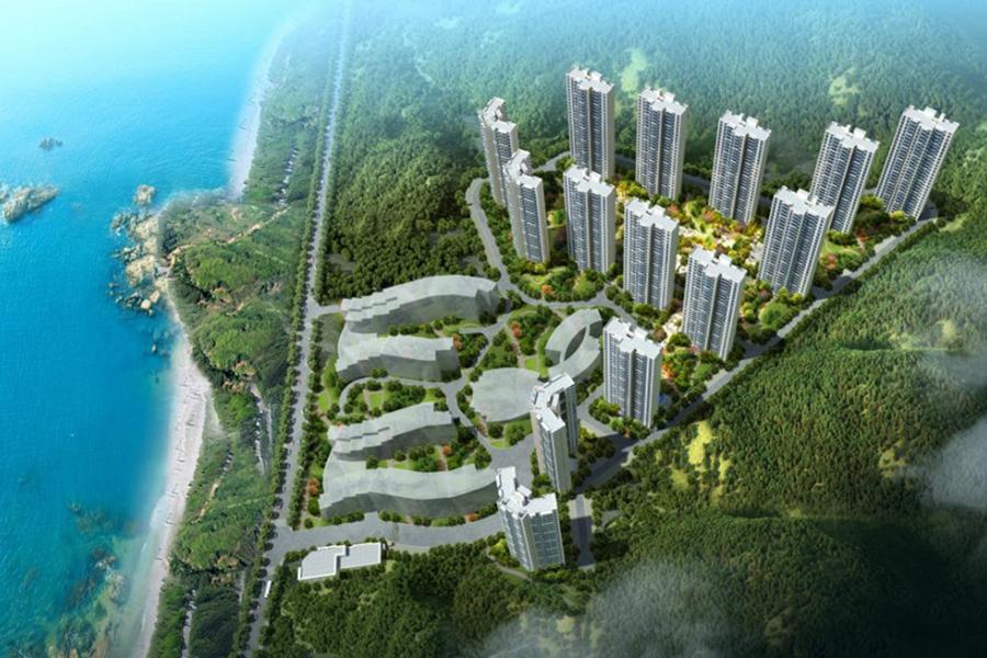 云海花园(一期)200套住宅获预售
