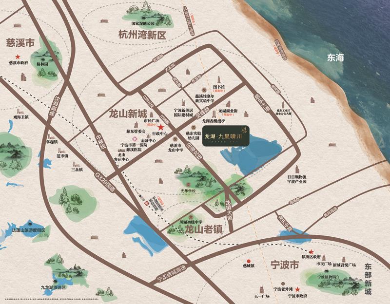 系出名门再续传奇,宁波龙湖·九里晴川盛启纯粹洋房生活