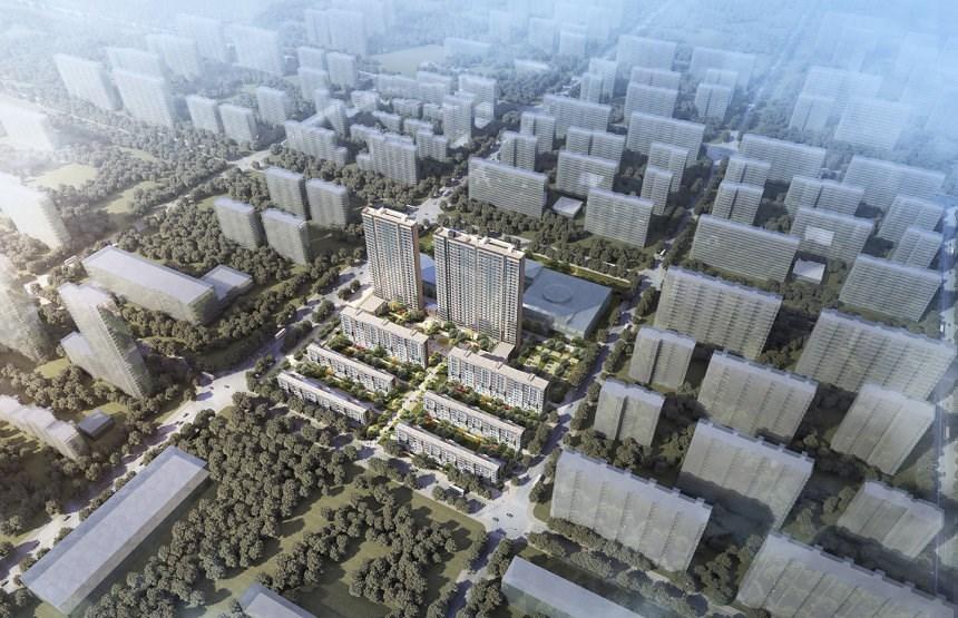 长春六大繁华商圈集锦:人民广场重庆路商圈周边房源汇总