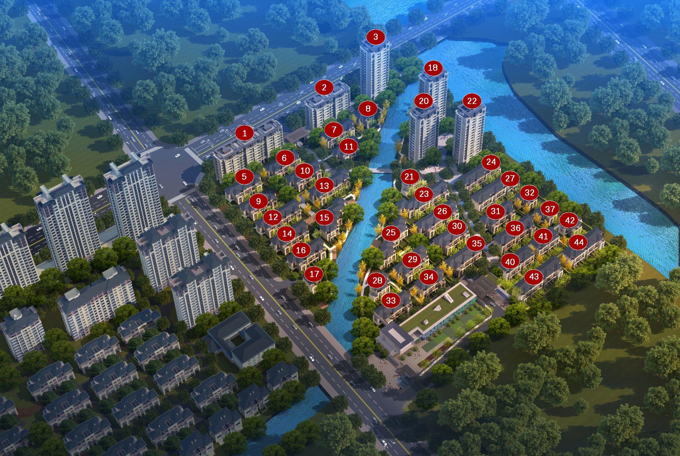 """阳光里·映江南:城心处容积率1.1的""""奢侈品""""注定藏品"""