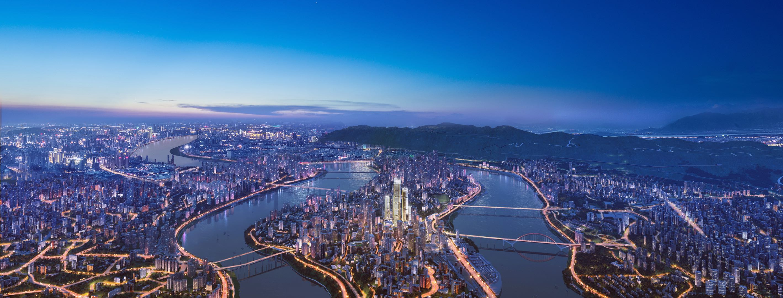 城市中心印象|重庆中心凭什么代言重庆?