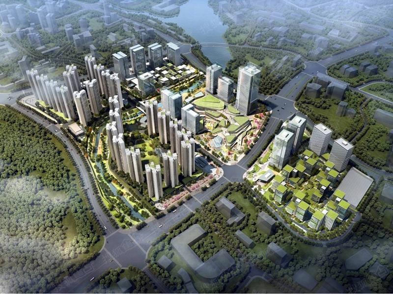 花都新街河周边两大地块规划公示 增加商住用地