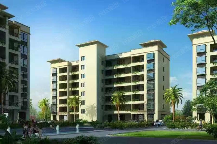 华侨城椰海蓝天项目楼栋正在申请预售证,推出时间待定