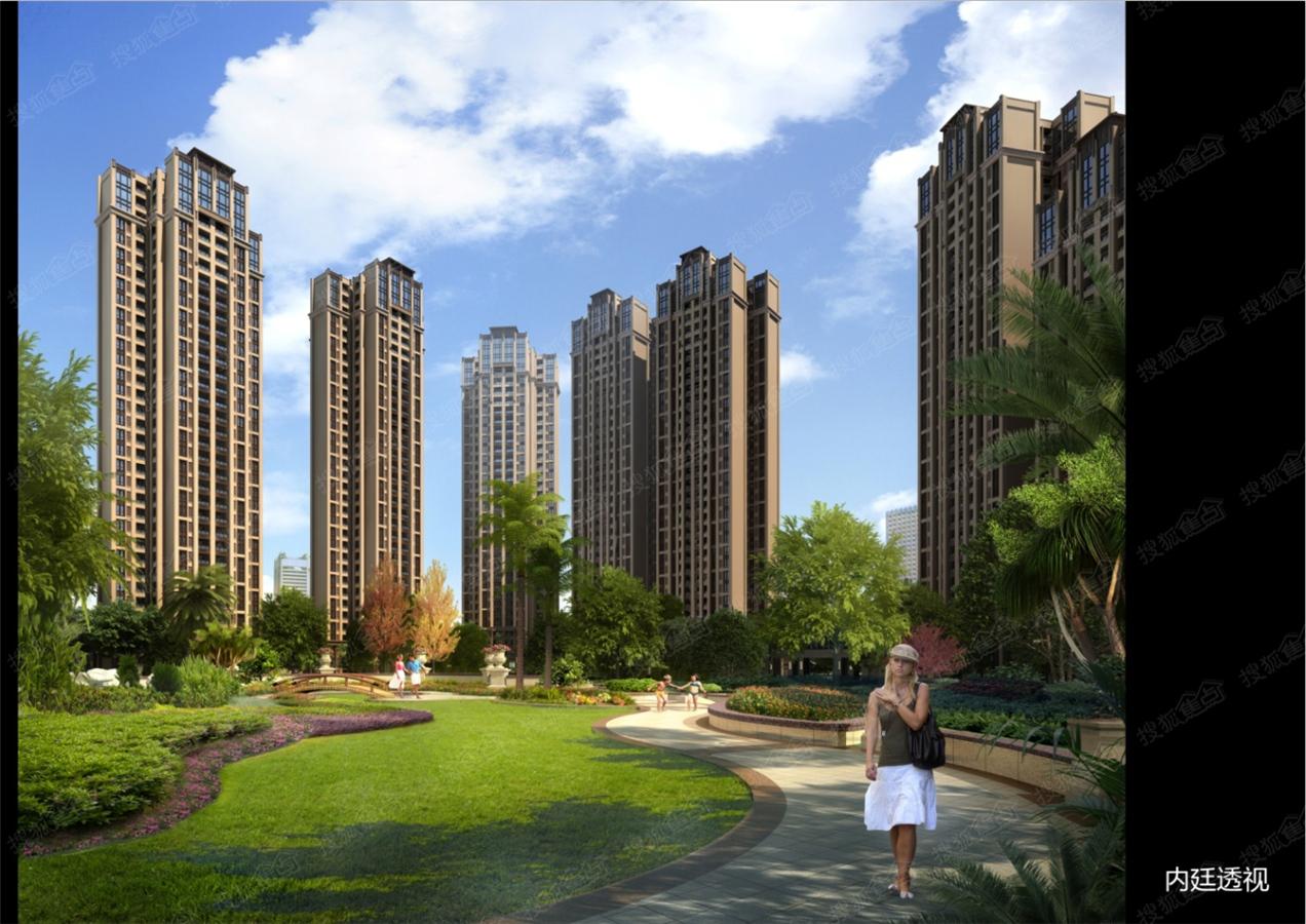 成都主城近郊房价三连涨 高新区一周上涨13313元