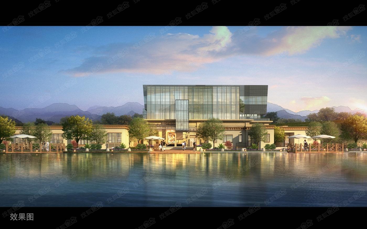 观山湖区核心商圈公寓不到一万 未来价值可期
