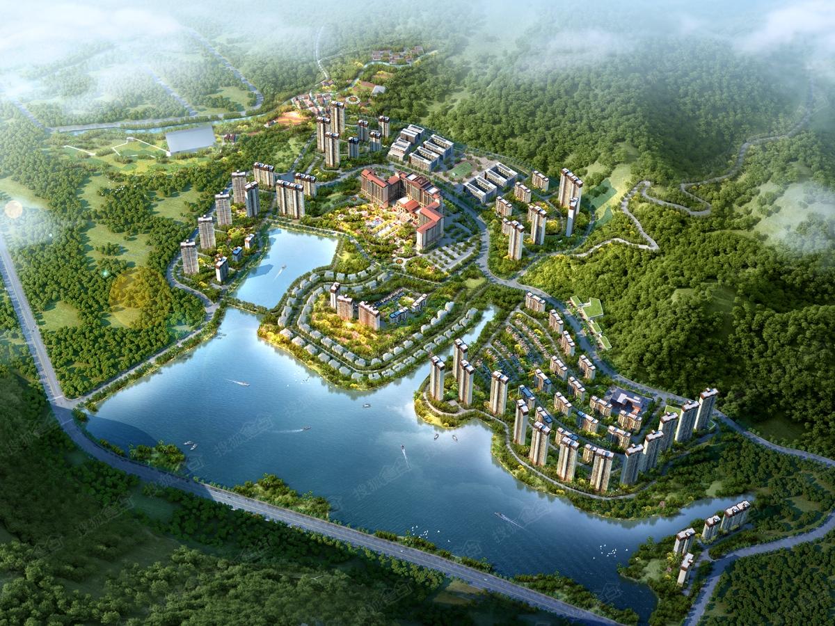 焦点访谈惠州碧桂园森林湖楼盘假日度假胜地