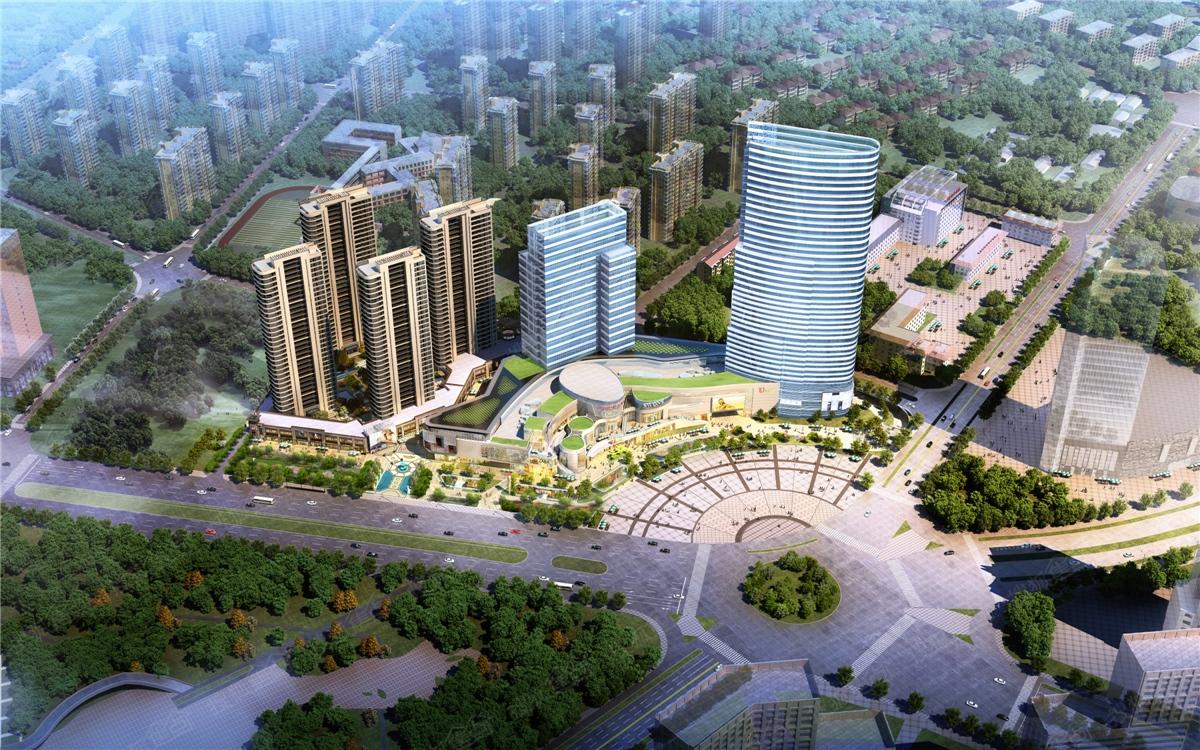 超500套公寓即将入市 淮安金地中心即将开盘 投资或迎新机遇