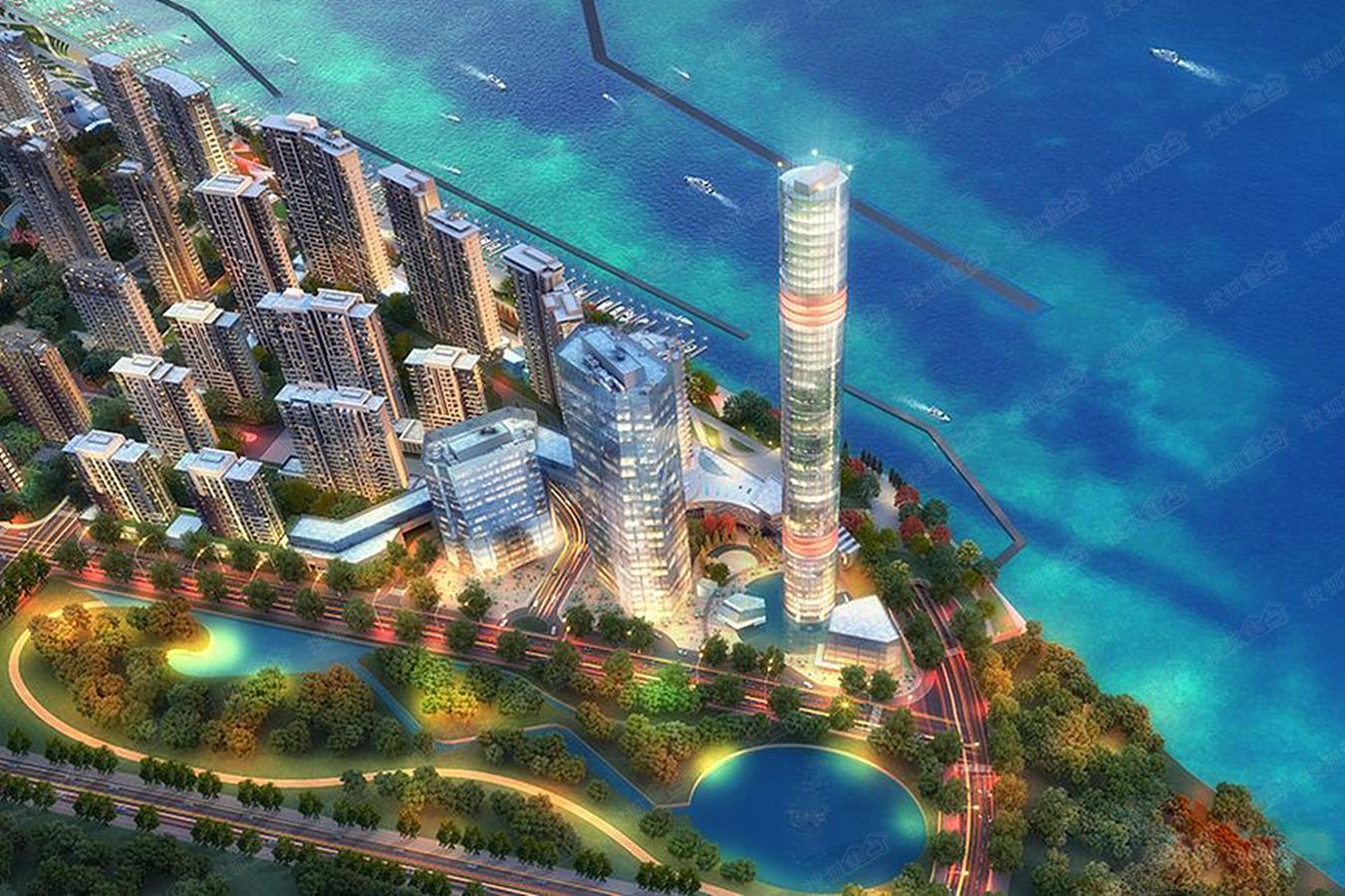 5号线南延伸段地块、南桥源城市复兴项目等四大区域塑造全新奉贤