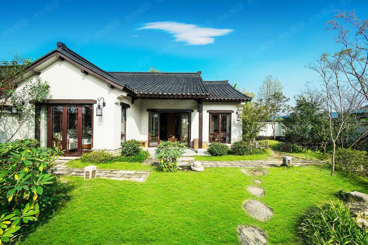 融创·德清莫干溪谷 度假地产模式探索 小县城 2万房价全款抢