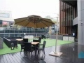 虹桥商务区整层带露台,新装可直接入驻,适合总部