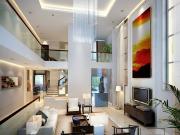 圣莫丽斯花园二期4室2厅2卫500平米现代