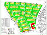 华夏四季A2地块建设工程规划许可获批 规划30栋多层住宅