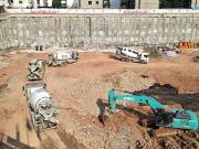 嘉来·南河广场项目加速推进