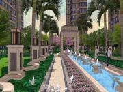 兴旺名都:景观与建筑共生共融