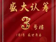 传世之筑!方正园3号楼火爆认筹中!