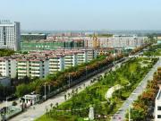 渭南高新区11月称霸楼市 3900元/㎡起这些楼盘最火爆