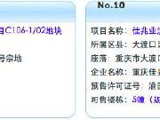 8月30日重庆主城20项目获预售证 多优质项目推新盘