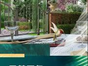 园藏万象|3万方欧式典雅园林,奢享城央富氧生活